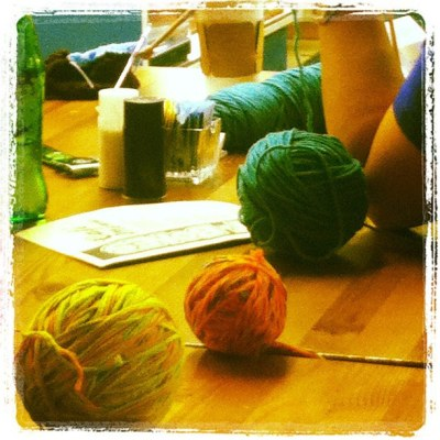 follow knittingallison on instagram