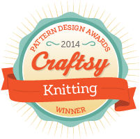 Craftsy Pattern Design Awards - Knitting: Winner